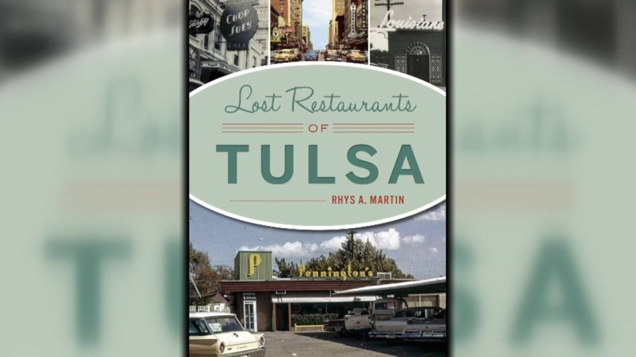 Tulsa Man Collects Stories, Memories Of The City's Lost Restaurants For New Book