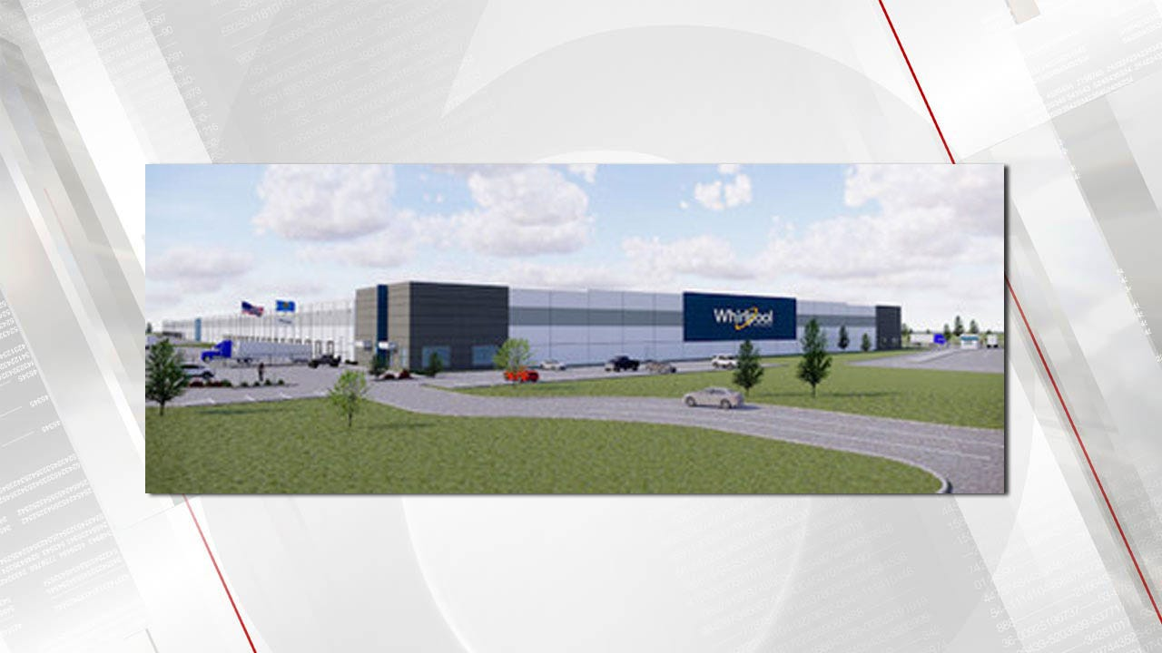 Whirlpool Corporation Expanding Tulsa Operations With Construction Of New Facility