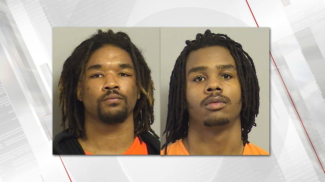 2 Men Charged In Tulsa Triple Murder