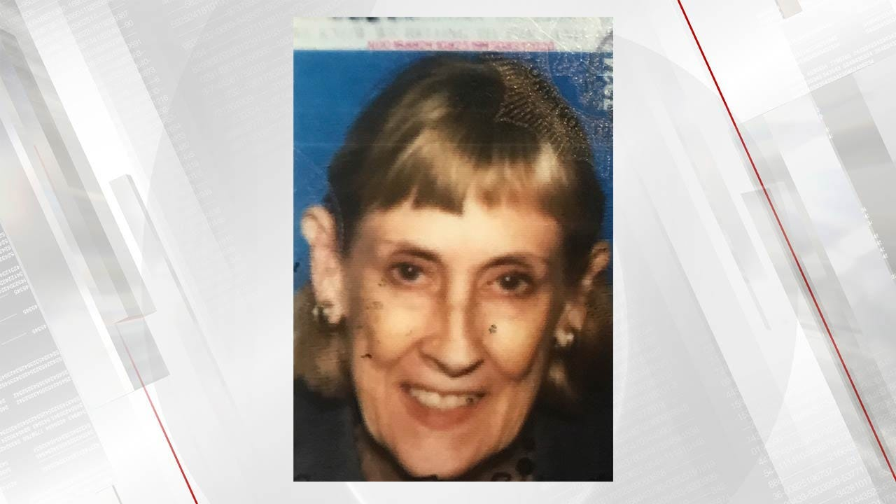 Silver Alert Canceled For Tulsa Woman