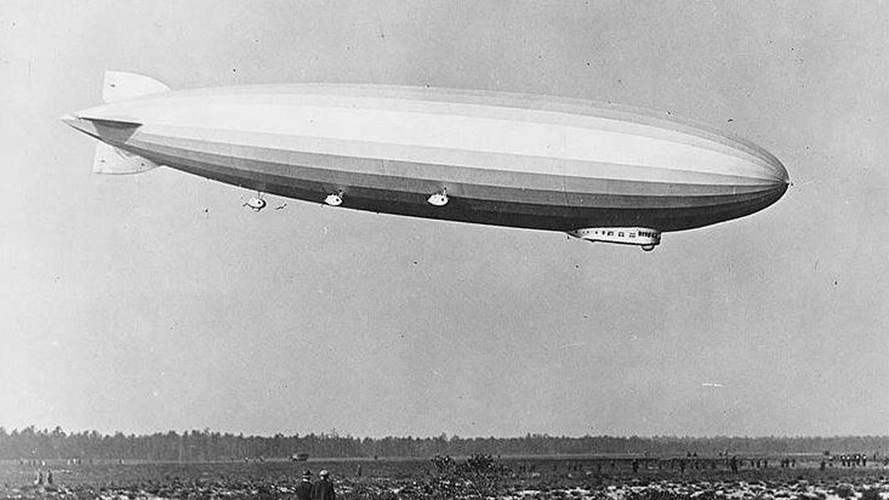 90 Years Later: Records Deflate Legend Of Tulsa Airship Mooring