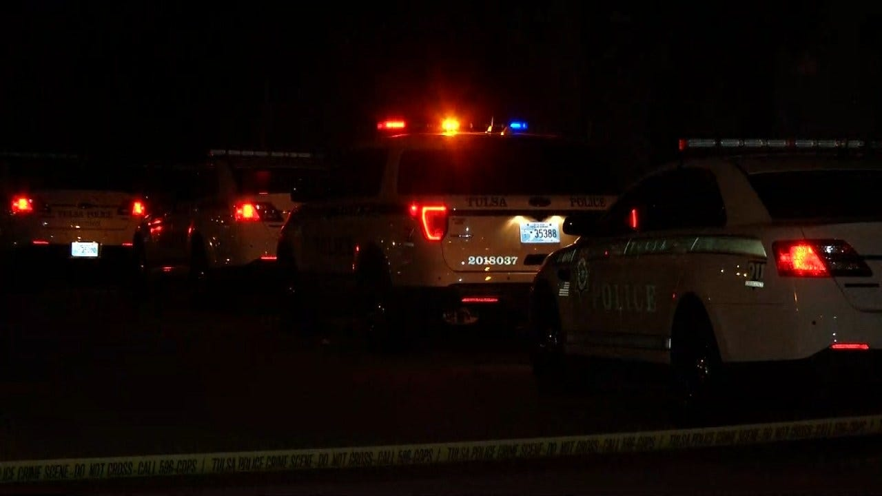 Gunshot Victim Found Dead Near Tulsa Apartment Complex