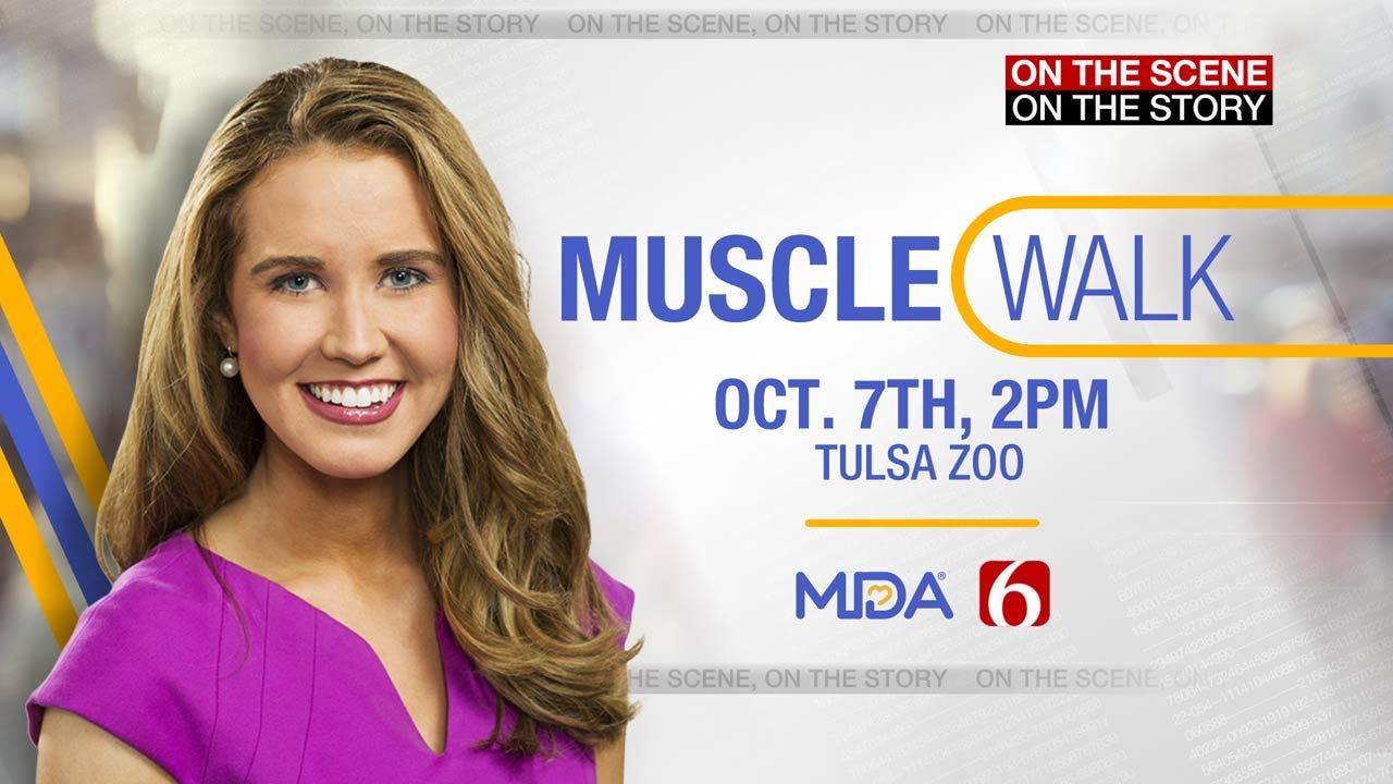 Join News On 6's Julia Benbrook At MDA Muscle Walk