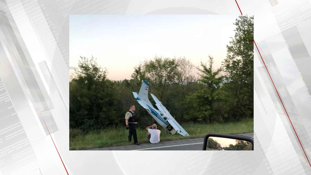 Wagoner County Investigating Small Plane Crash East Of Wagoner