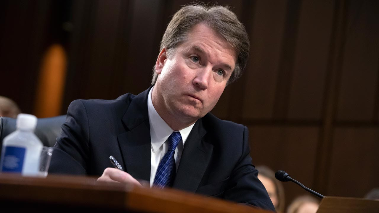 Kavanaugh Advances In First Senate Floor Vote, With Final Outcome Still Unclear