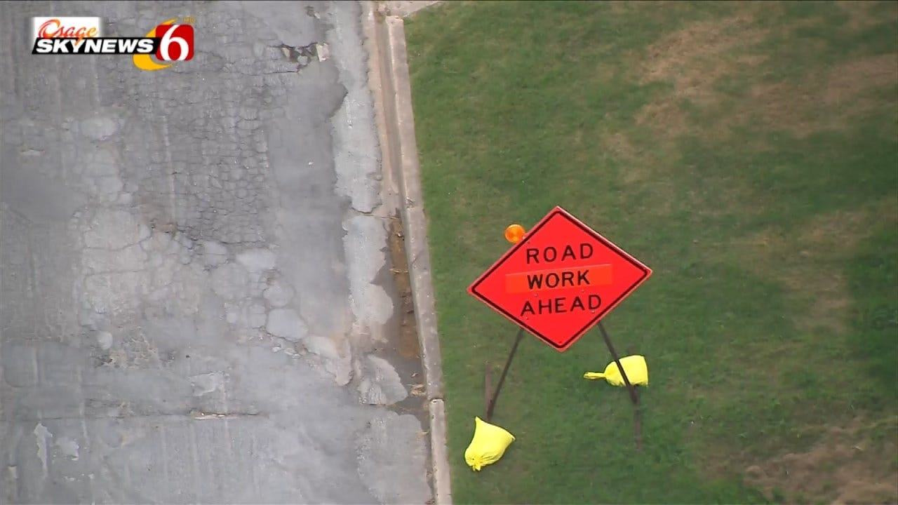 Streets In Broken Arrow's Rose District To Be Repaved