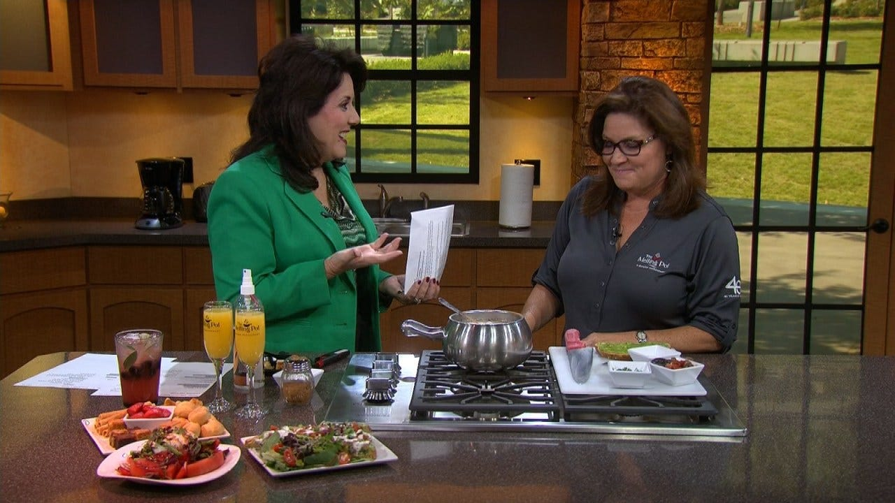 The Melting Pot Showcases New Brunch Menu On 6 In The Morning