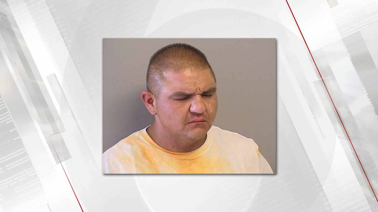 Kellyville Man Arrested After Tulsa Police Pursuit