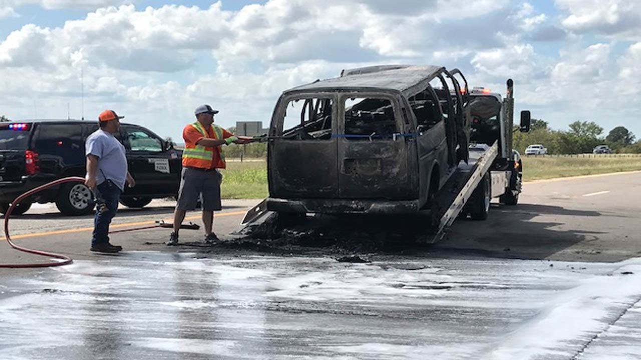 OHP Identifies Victims In Fatal Crash On I-40 Near Okemah