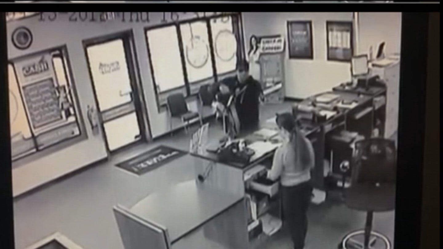 Robbery Suspect Hits Three Businesses In Three Towns