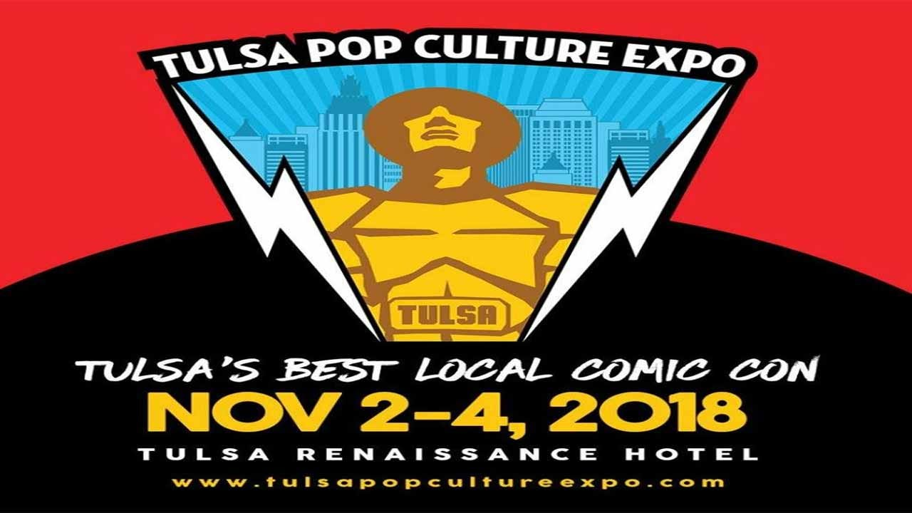 Tulsa Pop Culture Expo Wants To Have Lasting Impact On Community