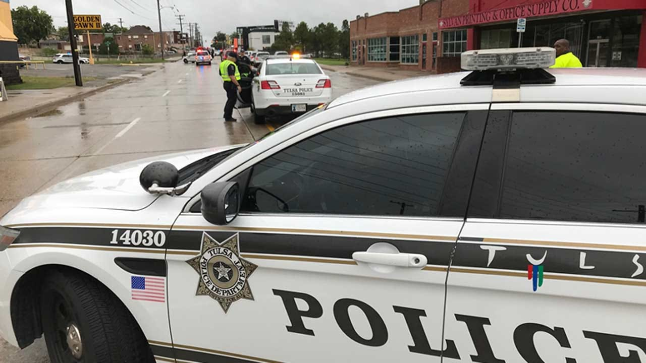 Broken Arrow Expressway Reopened At 13th & Peoria In Tulsa