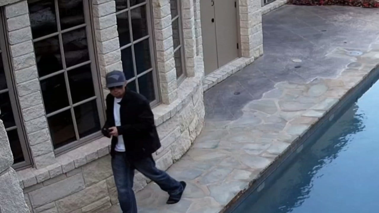 Tulsa Police: Watch Out For 'Cadillac Burglars'