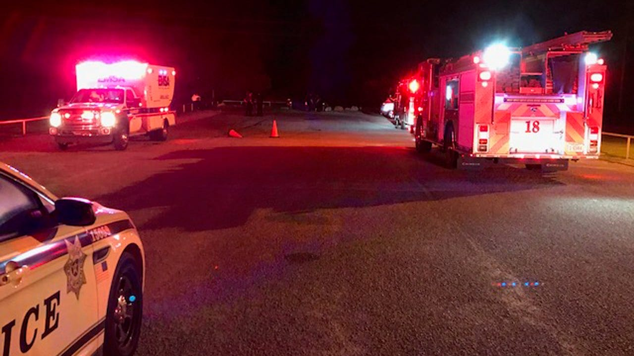Man Missing After Getting Caught In Rising Waters In Arkansas River
