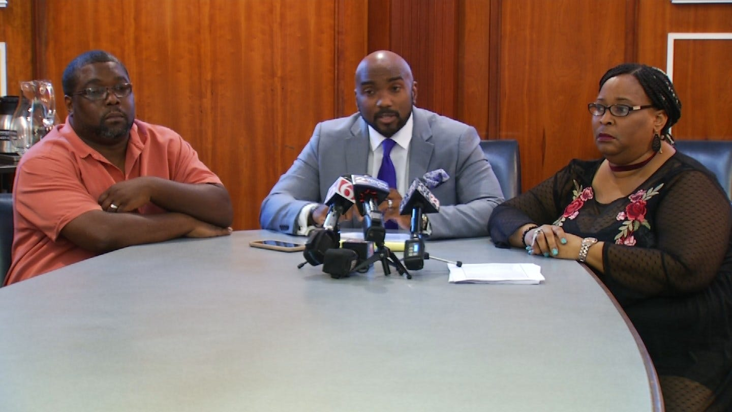Parents Of Man Who Died After Being Tased Say They Want Answers