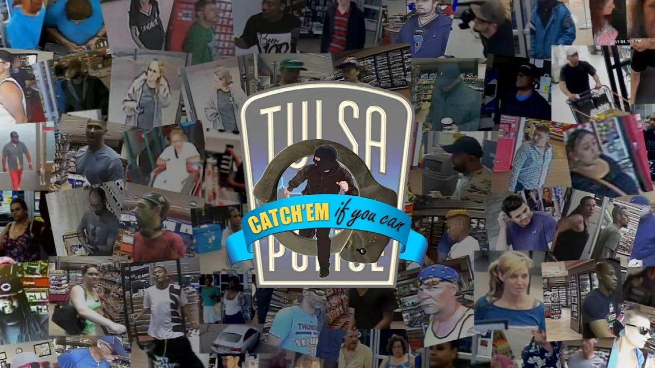 Tulsa Police Say 'Catch 'Em If You Can' Program Is Already Having An Impact