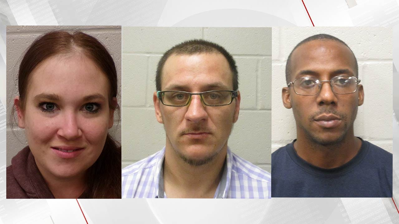 3 Arrested In Deadly Bartlesville Hit-And-Run