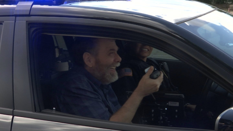 Law Enforcement Gives Sapulpa Man A Special Day After He Survives Fatal Car Fire