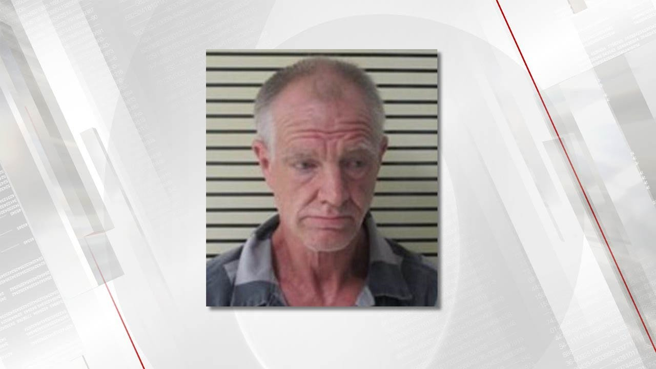 Man Wanted For Lewd Molestation Arrested In Wagoner County