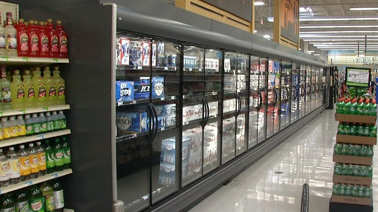 Retailers Awaiting The Day Liquor Law Changes Take Effect
