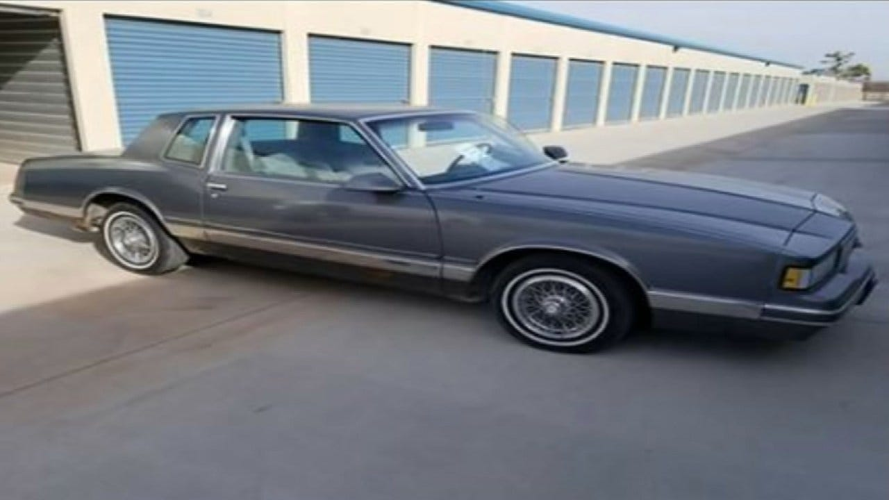 Tulsa Man Searching For Thief Who Stole Classic Car