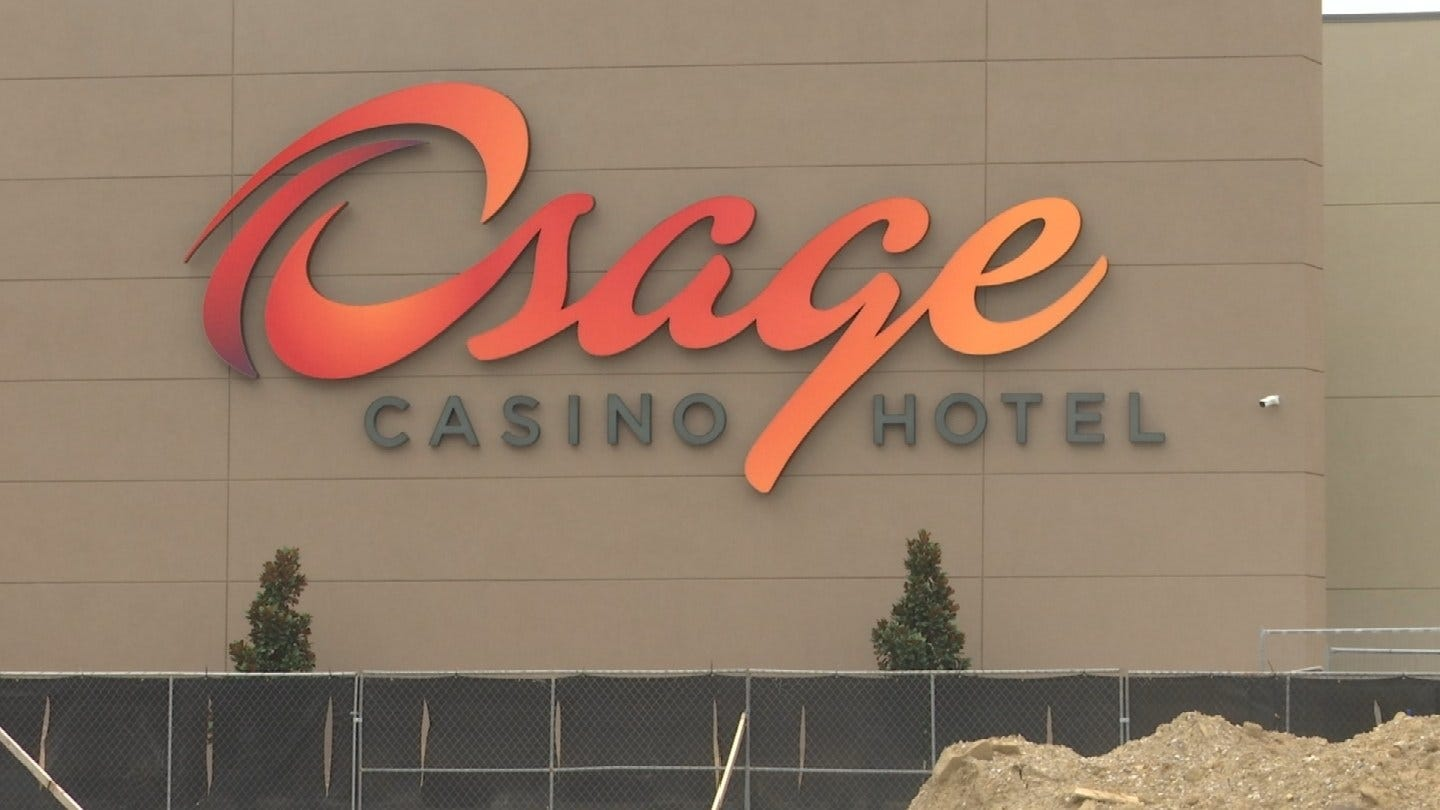 TPD And TCSO Use Old Osage Casino Building For Active Shooter Training