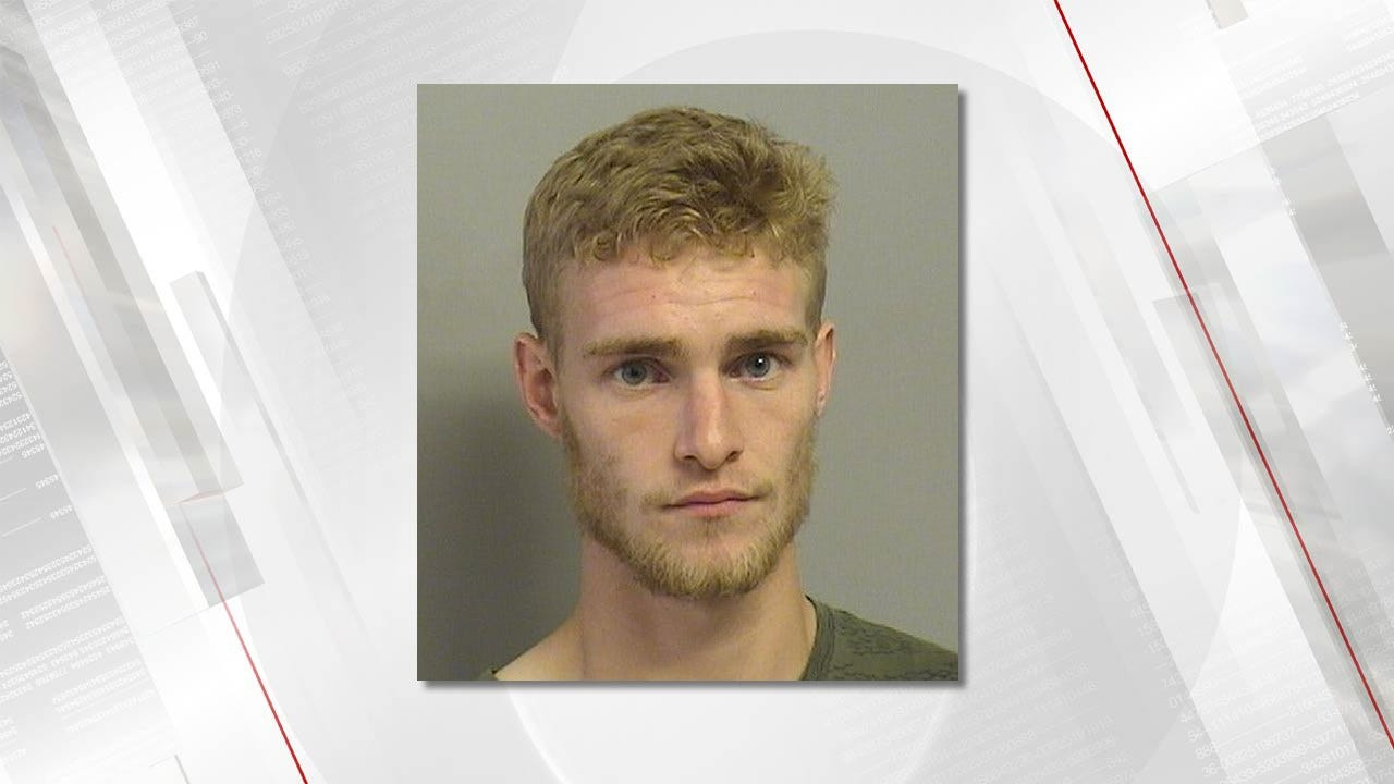 Tulsa Man Accused Of Biting, Hitting 9-Month-Old