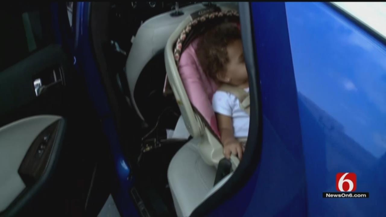 Tulsa Pediatrician Talks About New Child Seat Guidelines