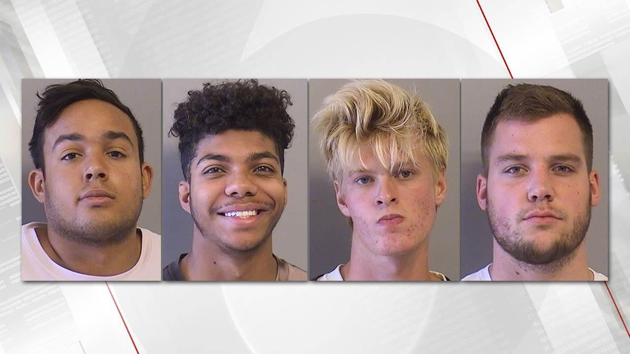 Police Say Men Used Skateboards To Assault Tulsa Victim