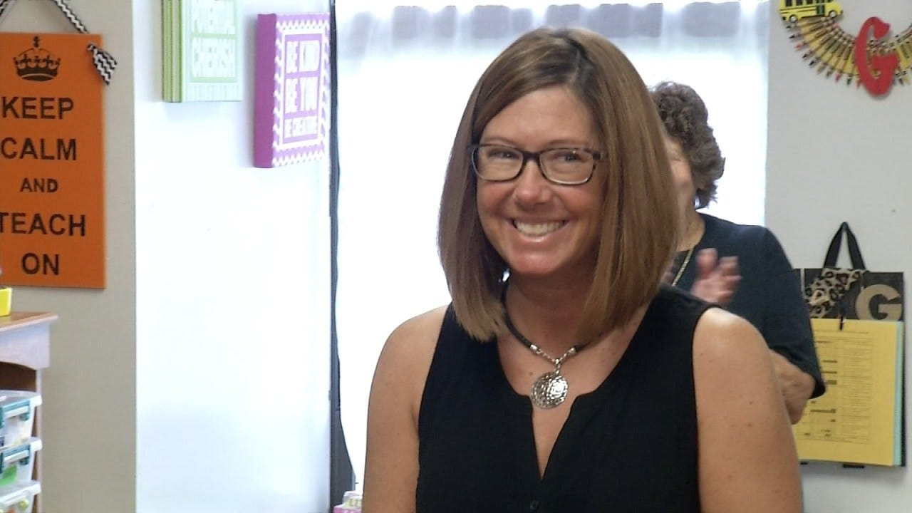 Coweta Teacher Making Positive Difference To Students