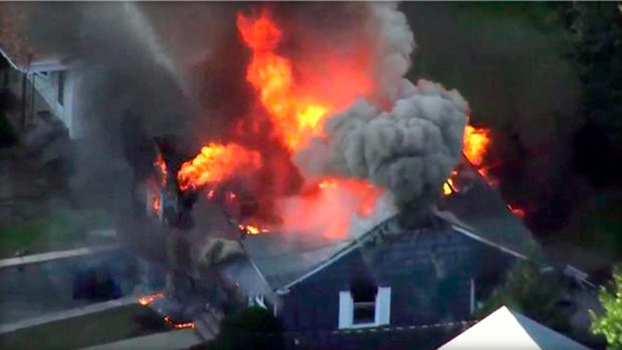 'It Looked Like Armageddon': Deadly Gas Blasts Destroy Homes, Spark Fires