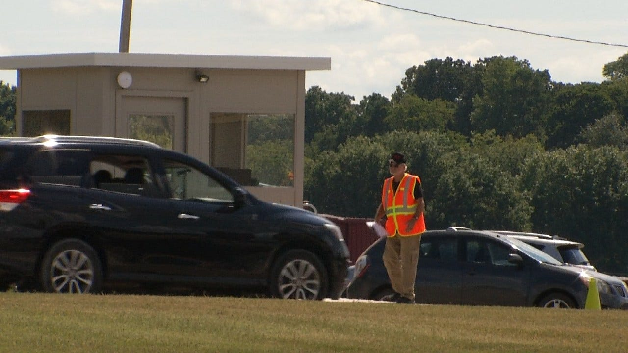 Tahlequah Middle School Beefs Up Security