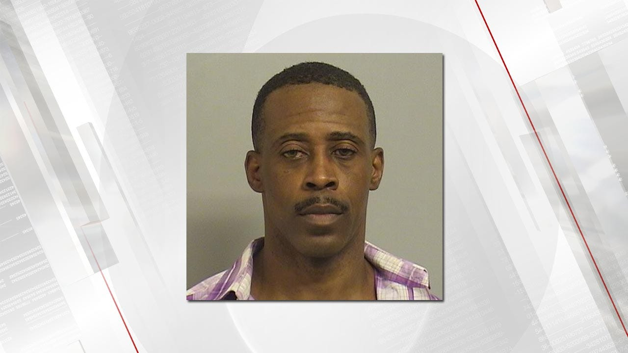 Tulsa Police Arrest Man Accused Of Raping 15-Year-Old
