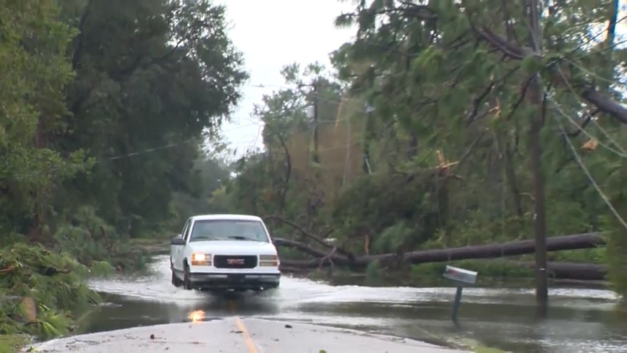 Florence Wreaks Havoc In North & South Carolina