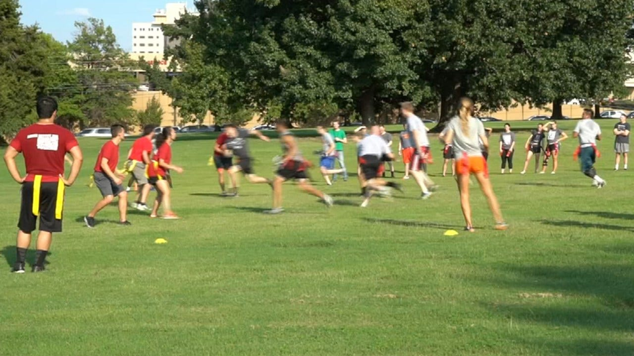 Medical Students In Tulsa Hold 1st 'Medlam' Game