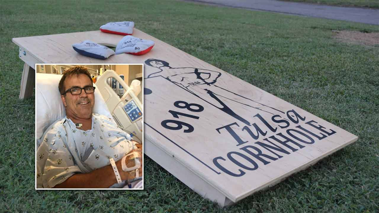 Players Needed For Jenks Charity Cornhole Tourney