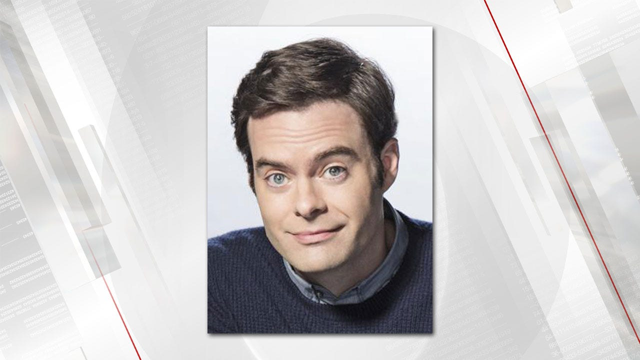 Tulsa Native Bill Hader Goes Into Emmy's With Five Nominations