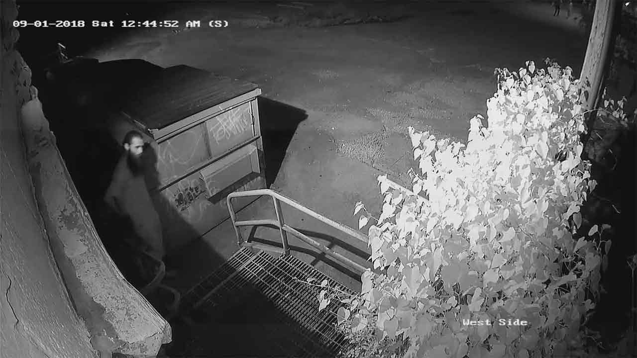 Man Causes Nearly $2,000-Worth Of Damage At Tulsa Business