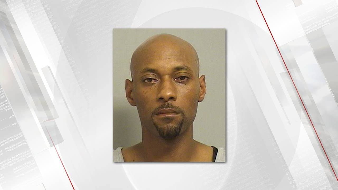 Police Arrest Tulsa Man Who Used Screwdriver During Assault