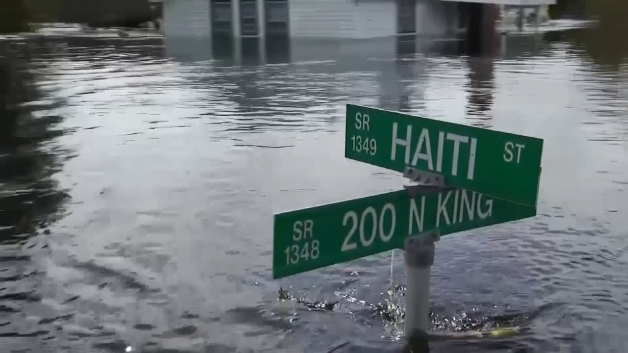 No Relief In Sight For North Carolina Flooding Victims