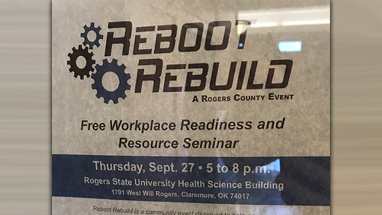 Program In Rogers County Helping Those Battling Addiction To Reboot, Rebuild