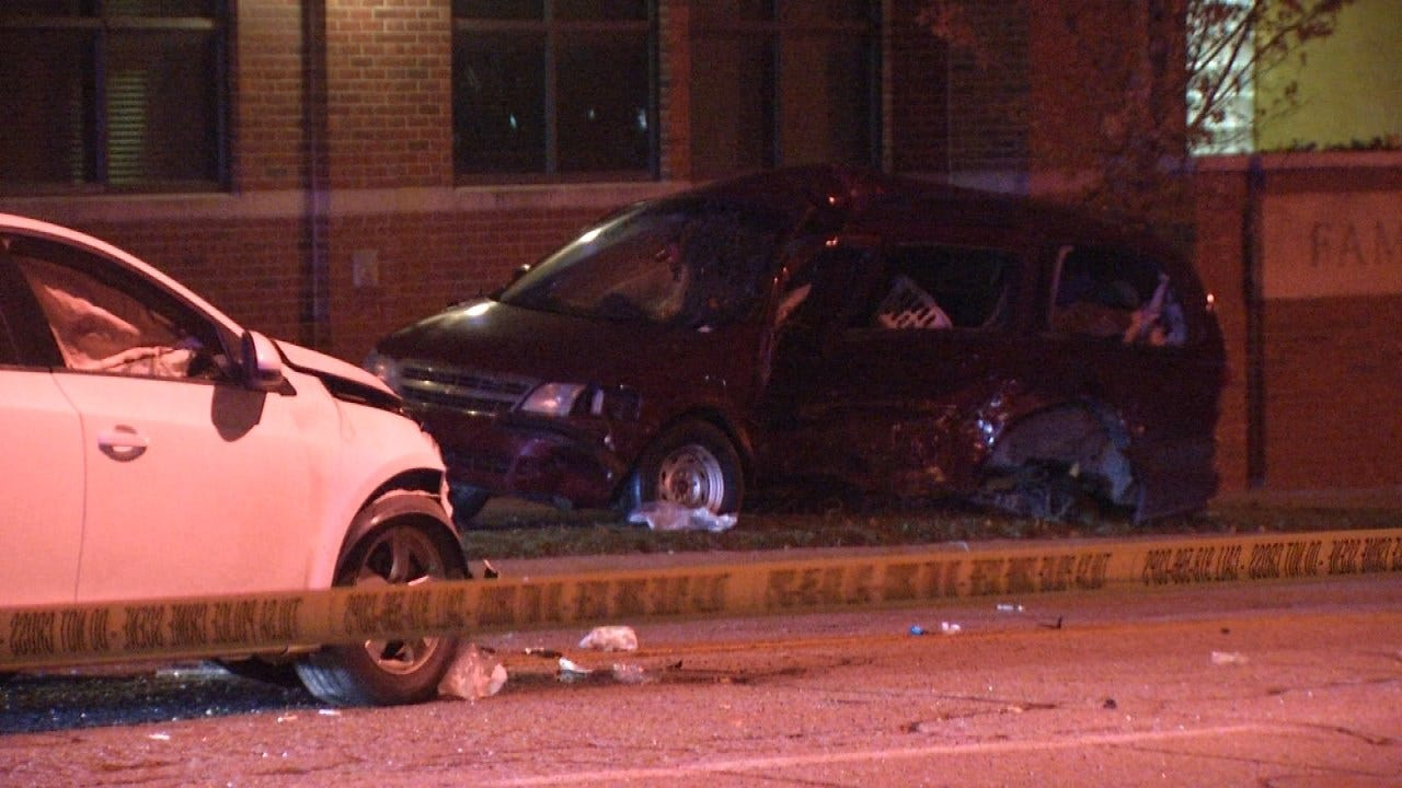 Tulsa Man Charged With Manslaughter Following Fatal 2017 Crash