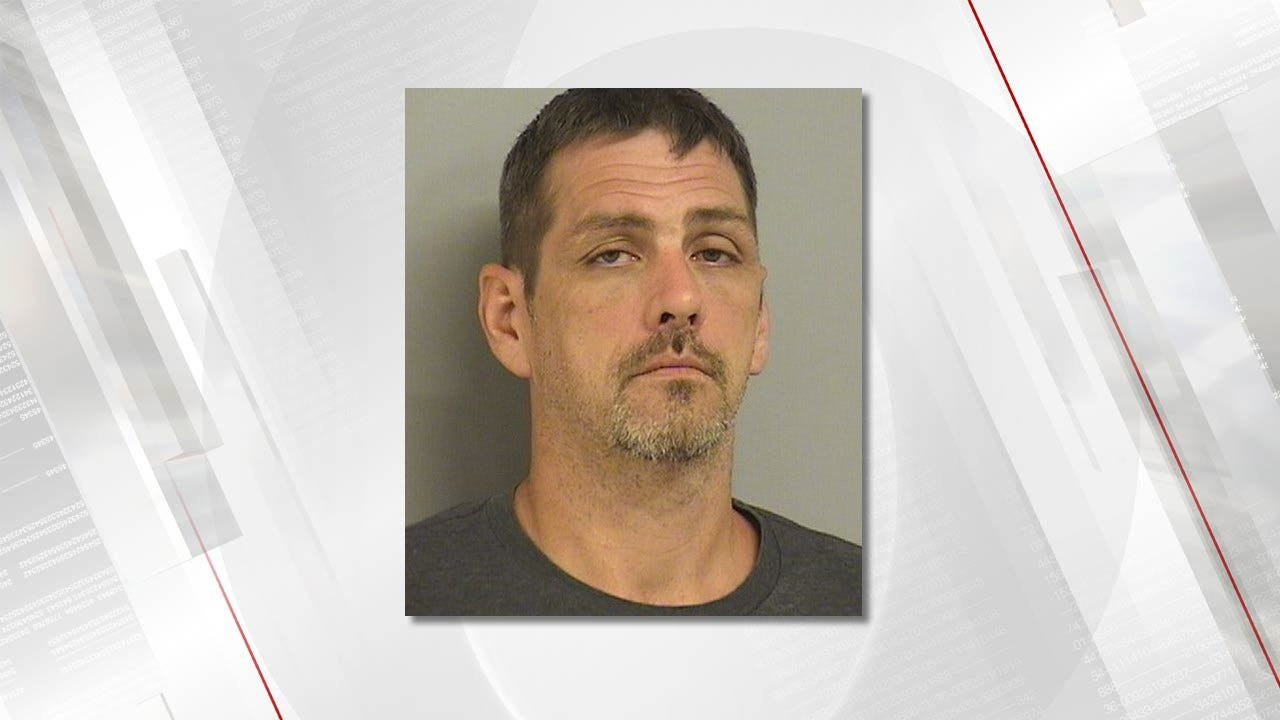 Tulsa Police Arrest Man Accused Of Robbing Woman At Knifepoint