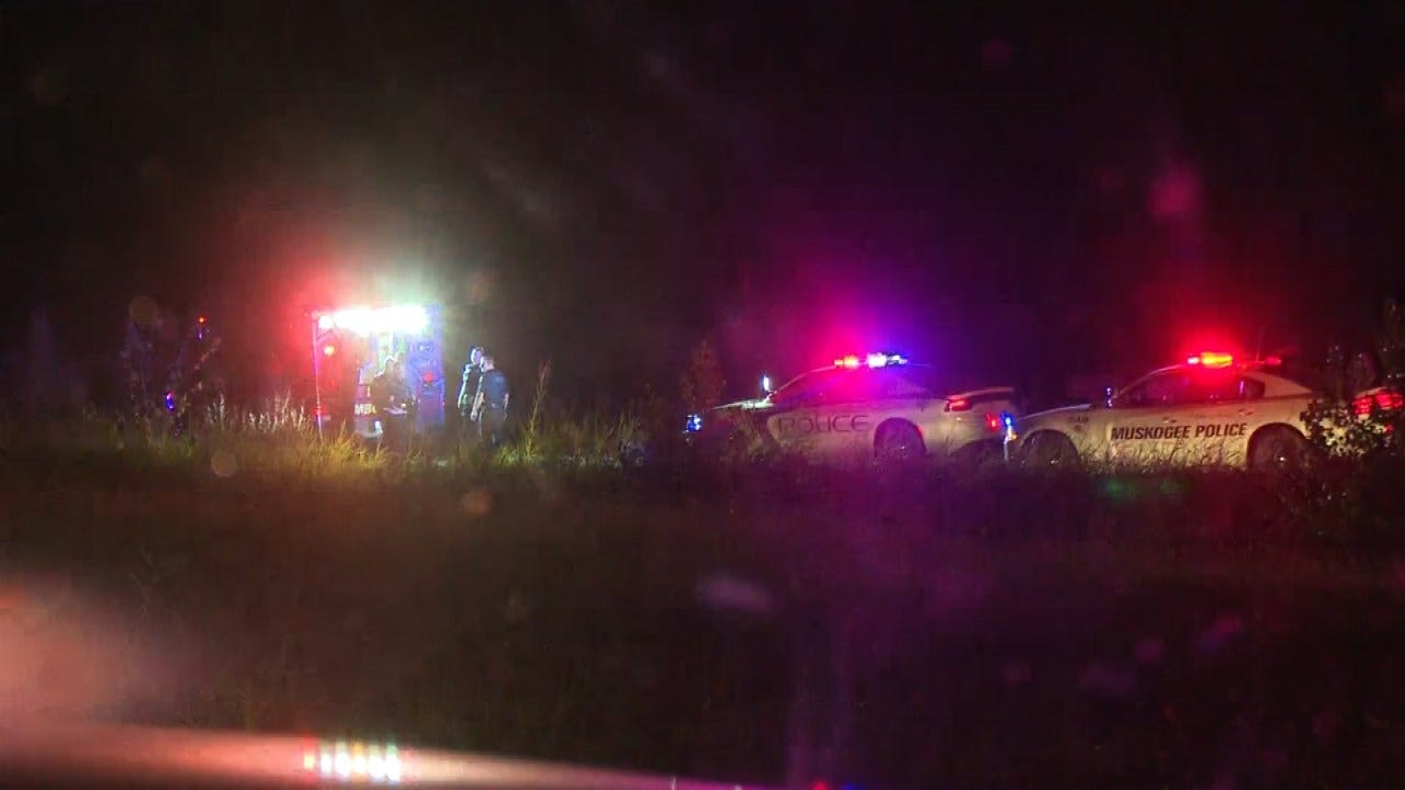 Crash Ends Muskogee High Speed Police Chase Late Wednesday