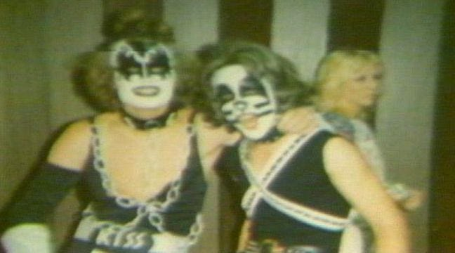 From The KOTV Vault: Oologah Kids Get Swats For Mimicking KISS In 1978