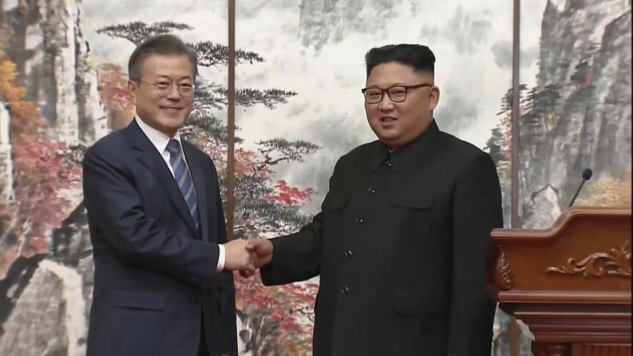 North Korea Leader Says He Wants 'Denuclearization'