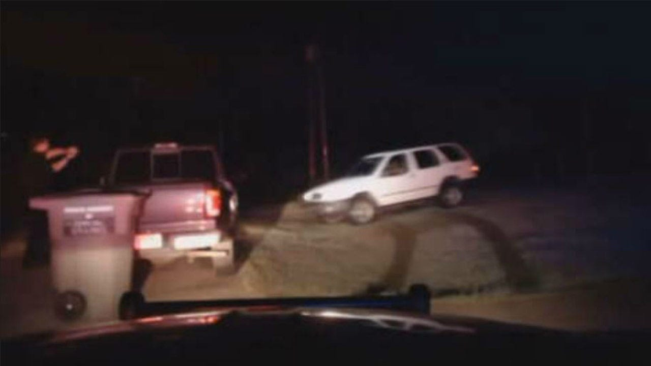 Dashcam Video In Bixby Officer-Involved Shooting Released