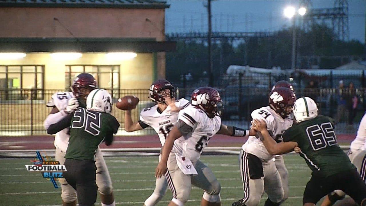 Friday Night Football: Wagoner Defeats Catoosa 31-14