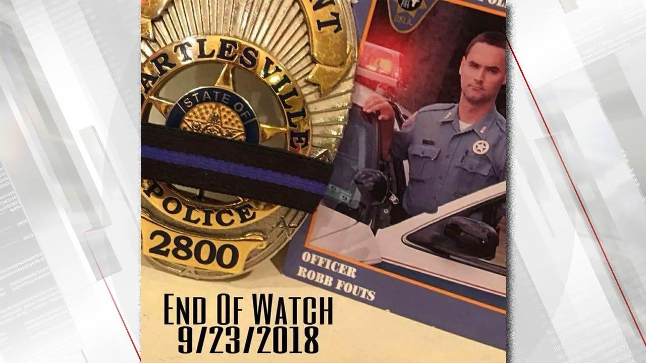 Bartlesville Police Officer Dies Of Cancer