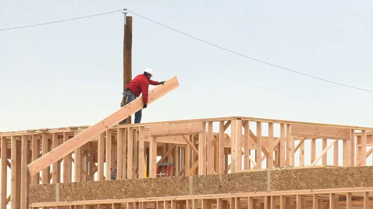 Construction Worker Shortage Leading To Improved Pay, Benefits